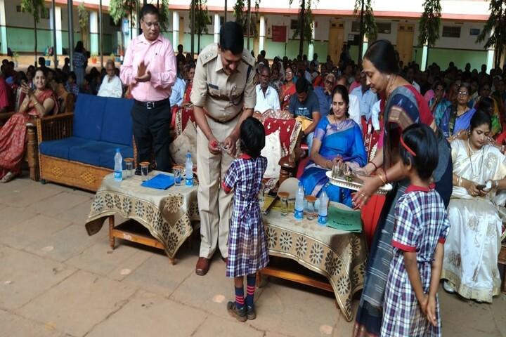 Kendriya Vidyalaya-Grandparents Day Celebration
