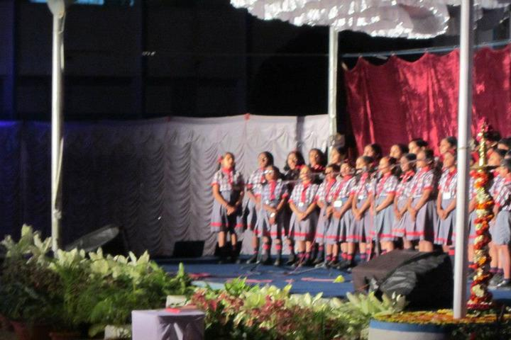 Kendriya Vidyalaya-Music Activity