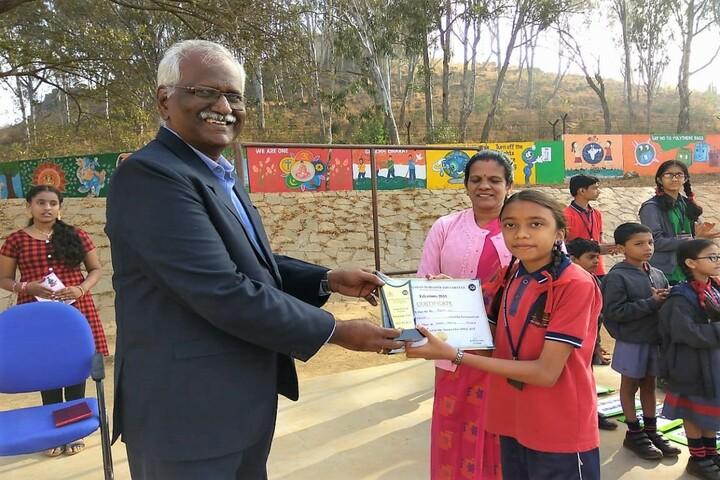 Kendriya Vidyalaya- Prize Distribution