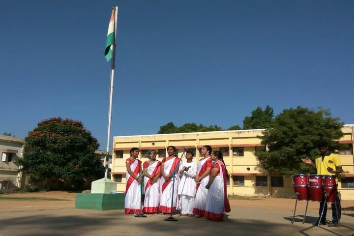 Kendriya Vidyalaya- Republic Day