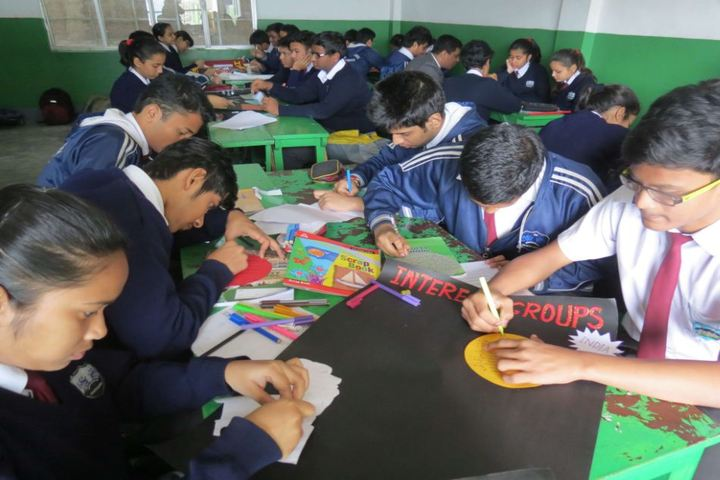 Faculty high school - art and craft