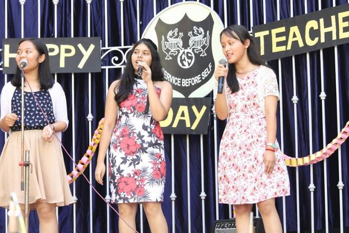 Faculty high school - singing