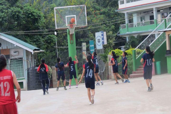 Faculty high school - Basket Ball