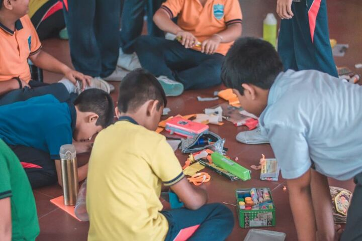 Faculty higher secondary school - art and craft