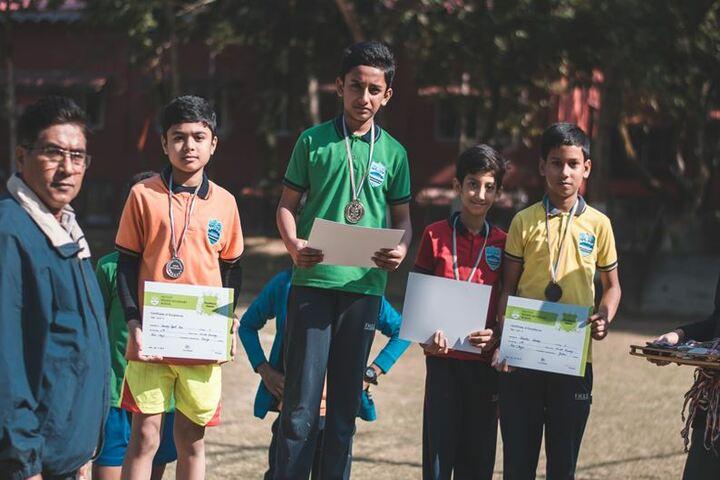 Faculty higher secondary school - certificates
