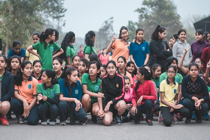Faculty higher secondary school - sports