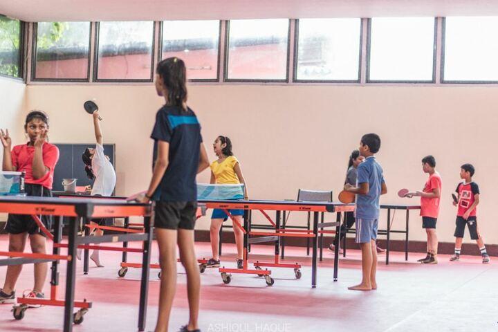 Faculty higher secondary school - Indoor Games