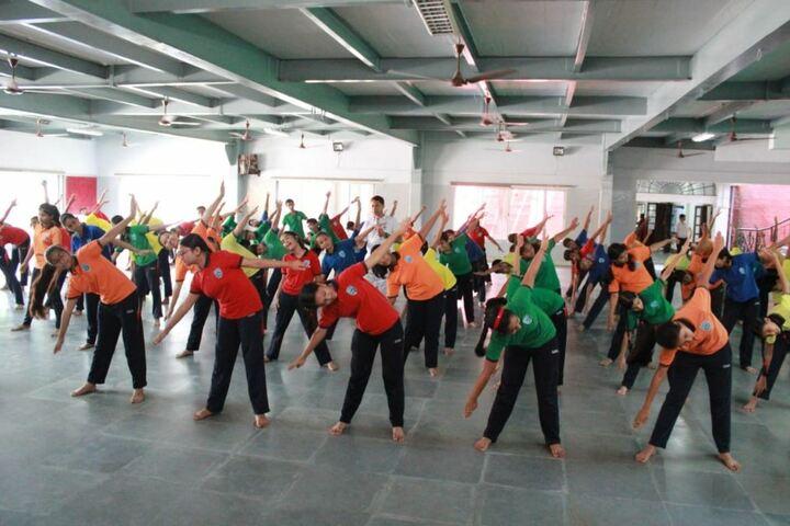 Faculty higher secondary school - yoga