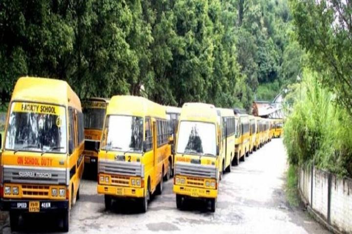 Faculty higher secondary school -  Transport