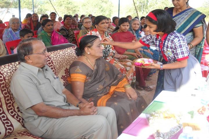 Kendriya Vidyalaya No 1- Grand parents day