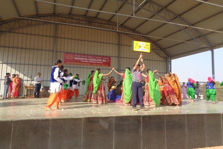 Kendriya Vidyalaya No 1- Republic Day Celebration