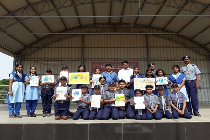 Kendriya Vidyalaya No 1- World Environment day