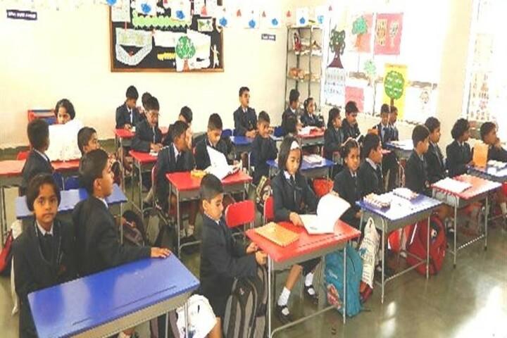 Kls Public School- Classroom