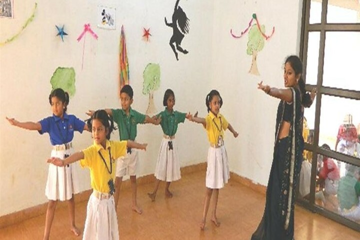 Kls Public School- Dance Room