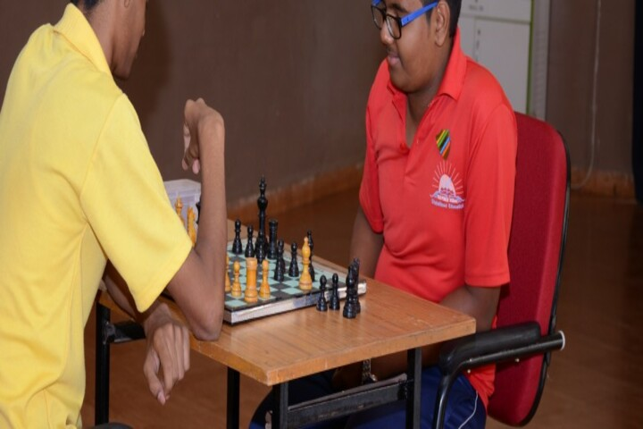 Kls Public School- Indoor Games