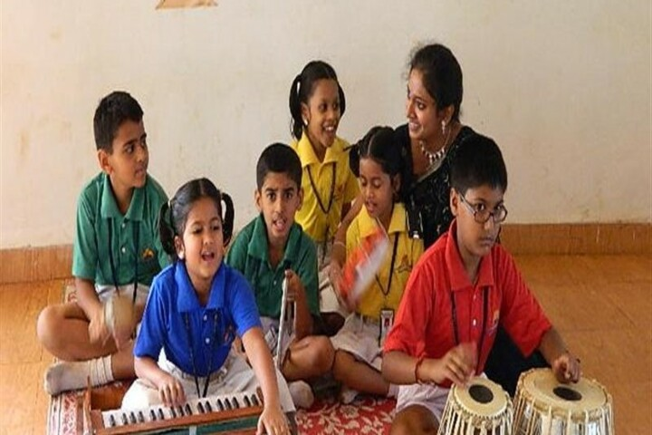 Kls Public School- Music Room