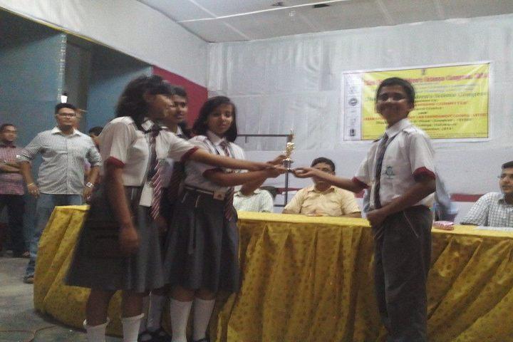 Global public central school - award