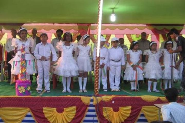 Global public central school - childrens day
