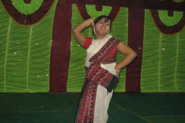 Global public central school - dance