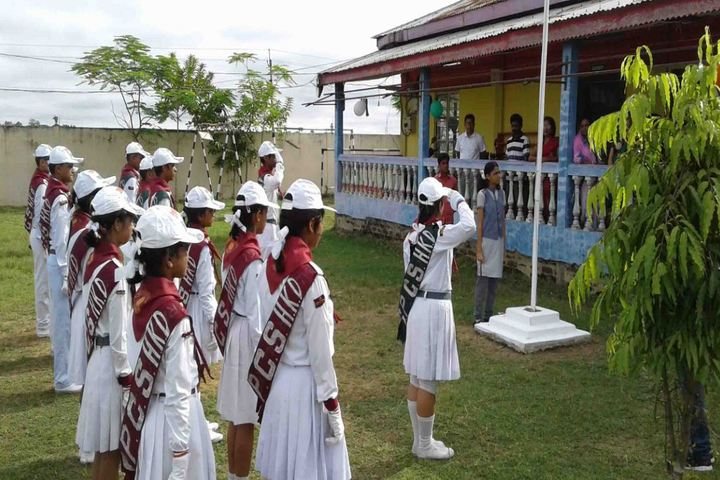 Global public central school - independence day