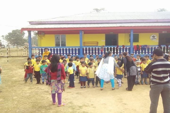 Global public central school - kindergarden