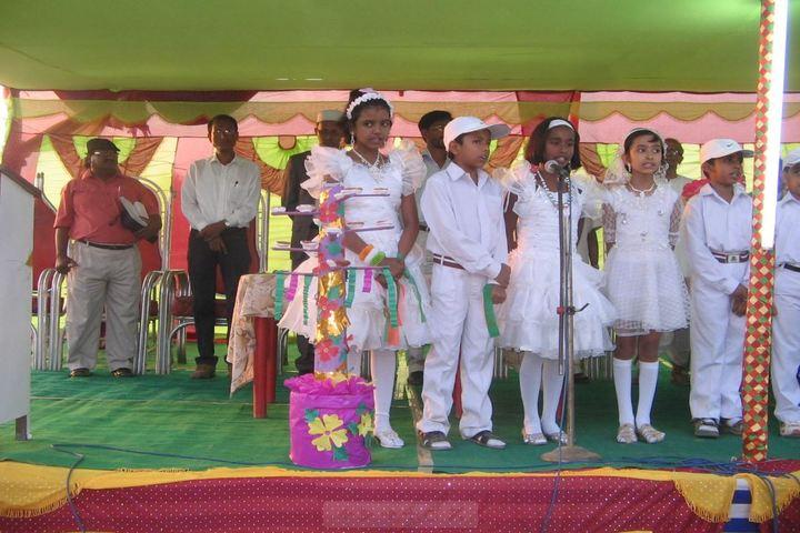 Global public central school - singing