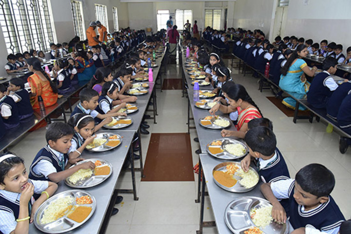 Kumadvathi Residential Central School-Canteen