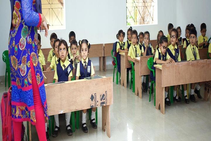 Kunil School- Classroom