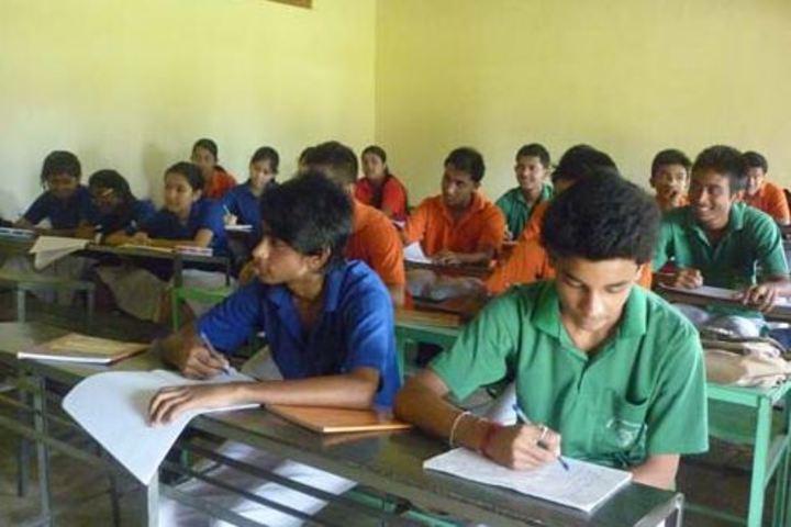 Goalpara English School-Classroom