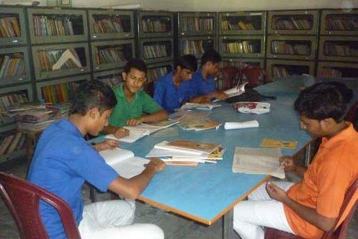 Goalpara English School-Library