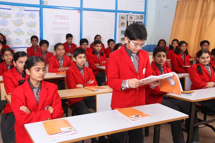 Love Dale Central School- Classroom