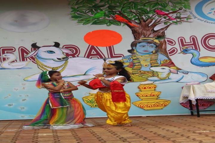 Love Dale Central School- Festival Celebration