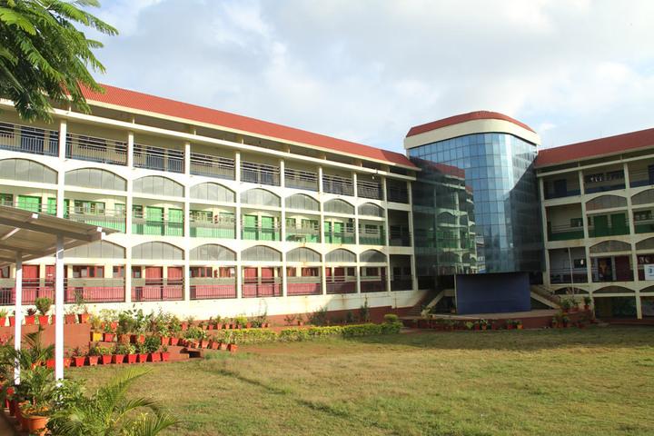 Love Dale Central School- School Building