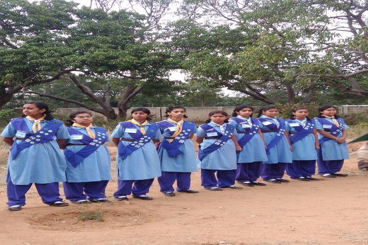 MEC Public School-Scouts And Guides