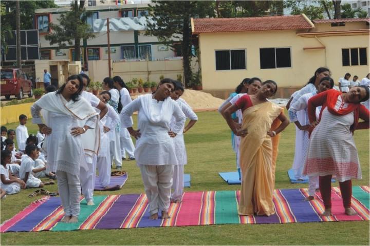 MEC Public School-Yoga