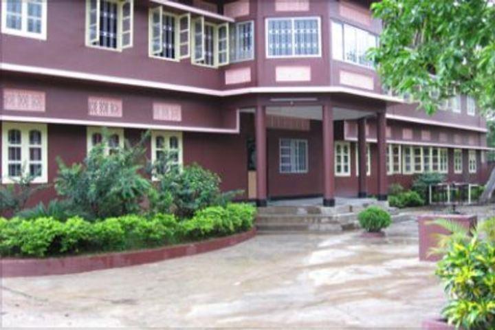 godwins school - building