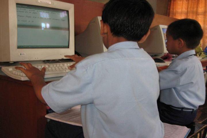 godwins school - computer lab