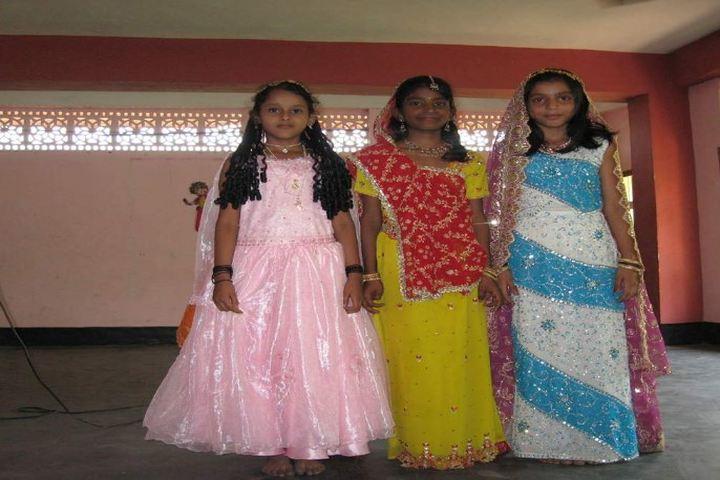 godwins school - fancy dress