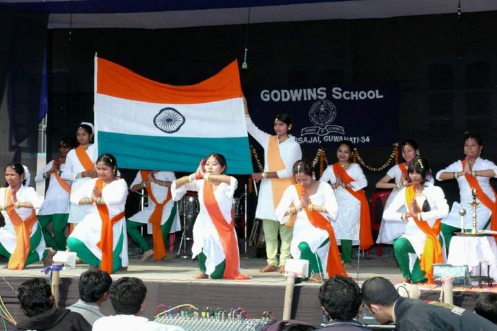 godwins school - independence day