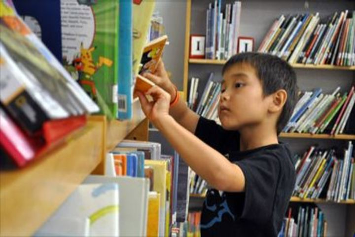 godwins school - library