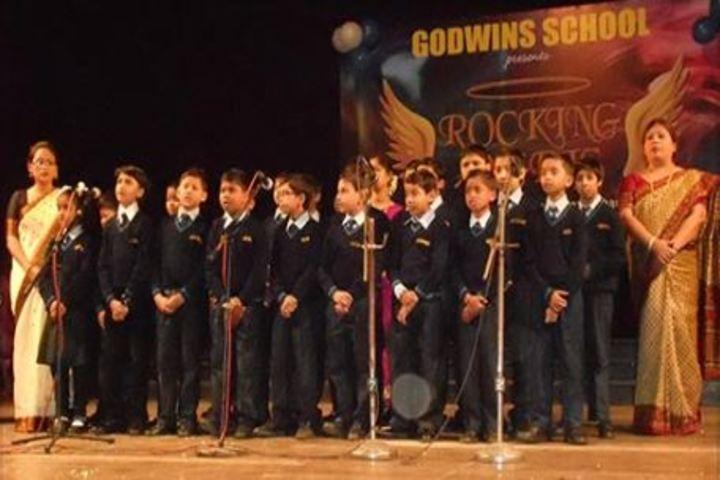 godwins school - music