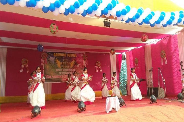 godwins school - traditional dance
