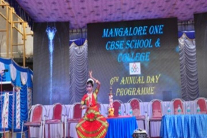 Mangalore One School-Annual Day