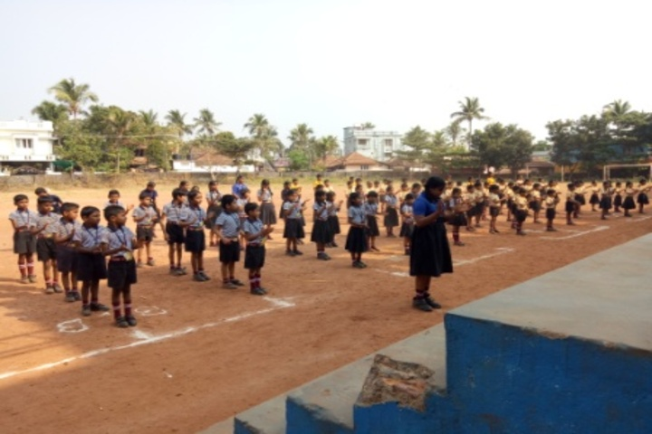 Mangalore One School-Assembly