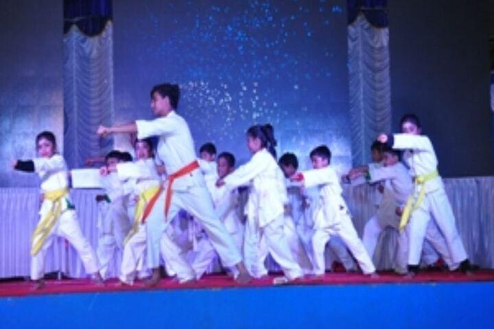 Mangalore One School-Dance Activity