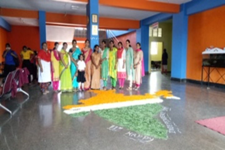 Mangalore One School-Independence Day