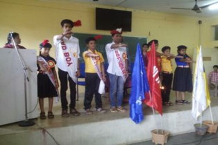 Mangalore One School-Investiture Ceremony