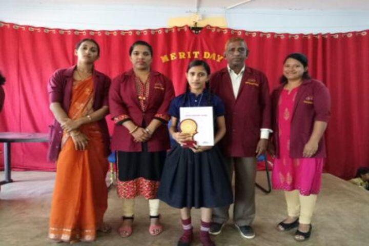 Mangalore One School-Merit Day