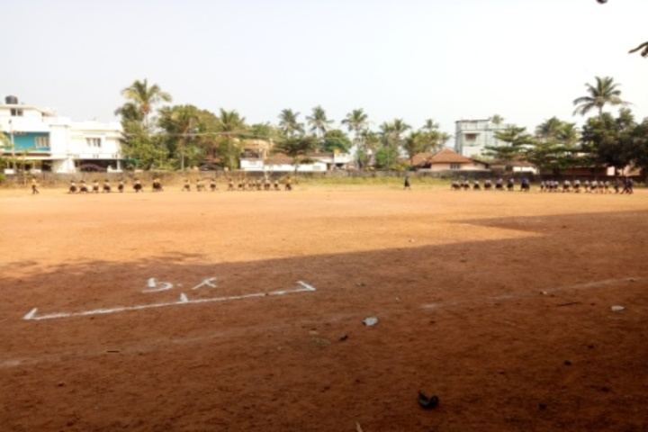 Mangalore One School-Playground