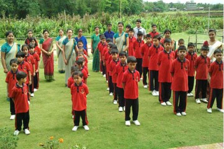 Green valley public school - assembly